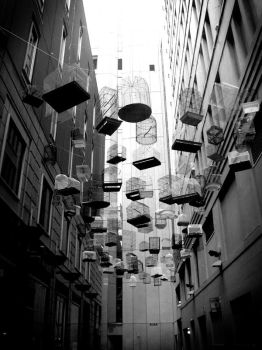 Floating Cages by missdanger
