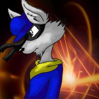 Sly Cooper by Ask-Sly-Cooper