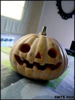 Smile :D .:Halloween pumpkin:. by SaMtRoNiKa