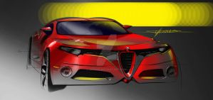 Alfa by magao