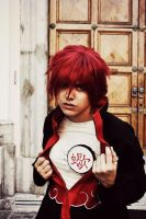 Sasori Cosplay - The Sc Cosplay by theSCcosplay