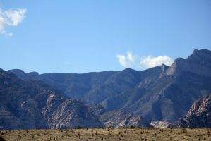 Red Rock Canyon Stock 15 by firenze-design