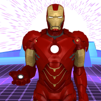 Marvel Heroes - Iron Man Mark IV by HollowBerserk