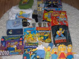 My Simpsons Collection 2.0 by dragonlorest