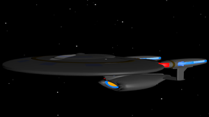 USS Enterprise NCC-1701-D by Marksman104