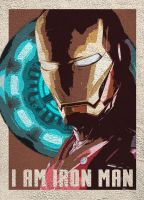 I am Iron Man by Zuul-in-your-fridge
