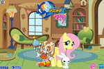 Sonic and My Little Pony Wallpapers 7 by trungtranhaitrung