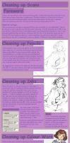 Scanner and Cleanup Tutorial by kitton