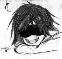 little Jeff the killer by mio-san13