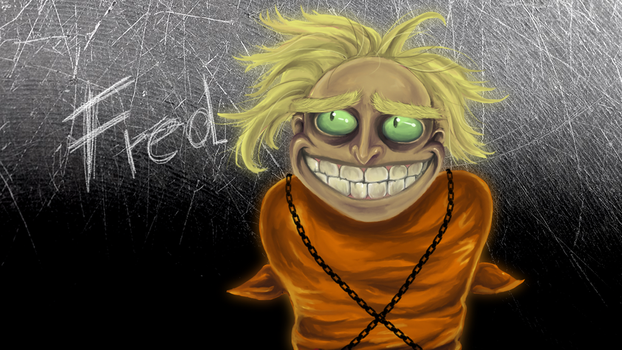 Freaky Fred by Maruhoho