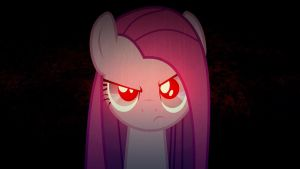 Wallpaper Pinkamena coming for you by Barrfind