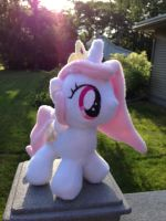 Tia Plushie by TellabArt