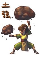Toph by anthonysarts