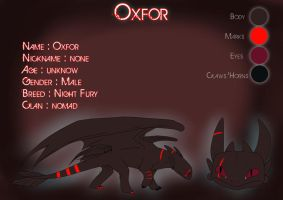 Oxfor Ref. Sheet by iEro-Lau