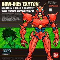Future Weapon ECYTON ModelKit by gawakita
