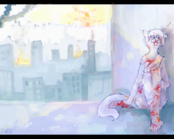 [Such A Lovely Morning] by Selk0uni