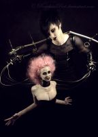 The Puppet Master by PorcelainPoet