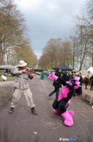 Pinky and the Huntsman by FotoFurNL