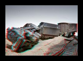 Anaglyphs 3D IV by carlzon