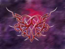 tribal_heart by SexyLadyMaul