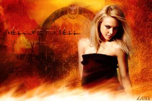 Jessica Alba-Welcome to Hell by LoganDTR