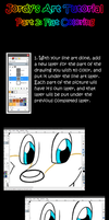Jordy's Art Tutorial, Part 2: Flat Coloring by Spectral-Rainbow