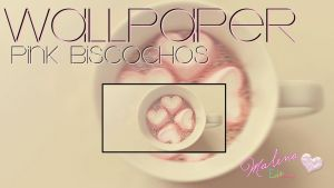 Wallpaper Pink Biscocho by maalenitha
