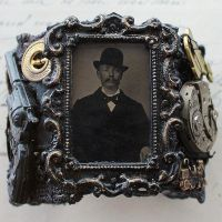 Victorian Gent Cuff - image 2 by asunder