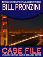 Case File cover by GothamGuardian