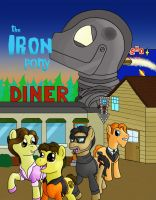 The Iron Pony by RydelFox