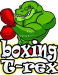 BOXING T_REX by trextrex65