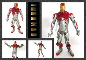 Iron Man by mikedaws