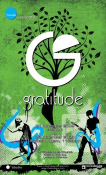 Gratitude Poster by leviasay