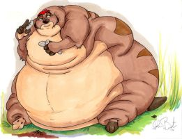 Timon Fattened by Starfig