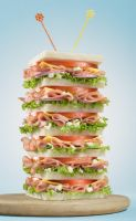 Sandwich by digitalminds