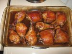 Soya Sauce Chicken by LimeGreenSquid