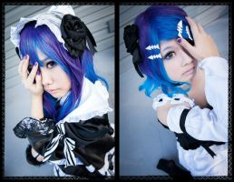 VOCALOID: ANTI THE INFINITE HOLiC - Twins by KikueShino