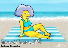 Swimsuit Season : 2014 Selma Bouvier by Chesty-Larue