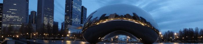 Cloud Gate, Chicago. (3) by aliohali