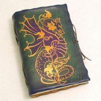 2012 YEAR OF DRAGON by gildbookbinders