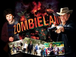 Zombieland Wallpaper by FighterOfFoos