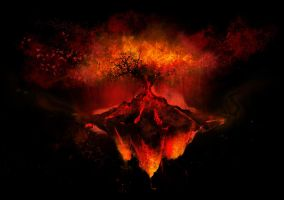Hell is Rising by Palantirs