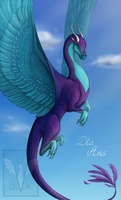 Ans' Dragon by Virllanda