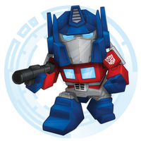 Transformers Optimus Full Mini copy by BurningEyeStudios