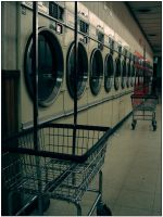 Laundry Mat by jacirae