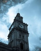 GPO Clock Tower by tdcwillz