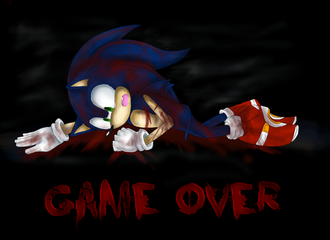 Game Over by GhostieShadow