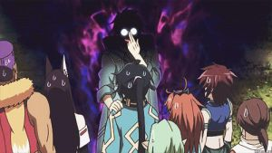 GIF: Log Horizon Creepy Shiroe by Azael1332Ragnarok