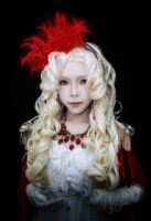 Marie Antoinette IV by chinhy-sou