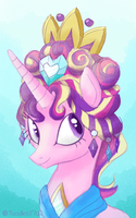 Princess Cadence by Toodles3702